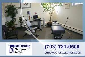 Bodnar Chiropractic Center Adjustment Room